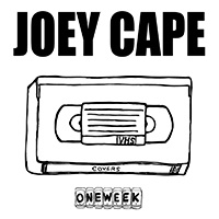Cover JOEY CAPE, one week record