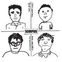 SCORPIOS, (vol. 2) one week record cover