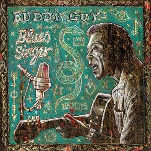 BUDDY GUY, blues singer cover