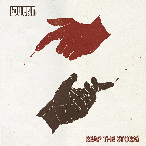 Cover WUCAN, reap the storm