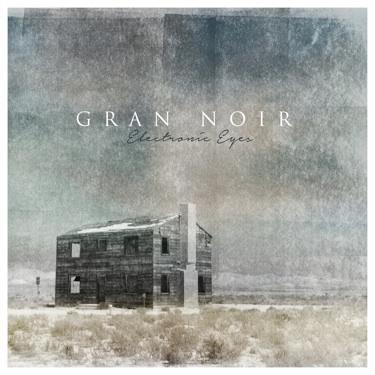 GRAN NOIR, electronic eyes cover