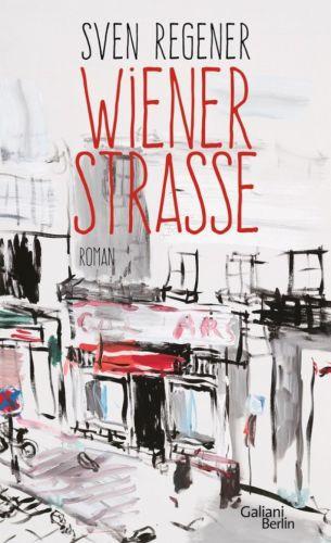 SVEN REGENER, wiener strasse cover