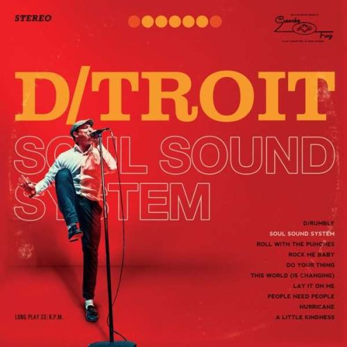 Cover D/TROIT, soul sound system