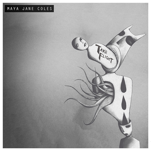 Cover MAYA JANE COLES, take flight