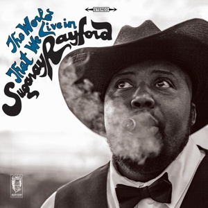 Cover SUGARAY RAYFORD, the world that we live in