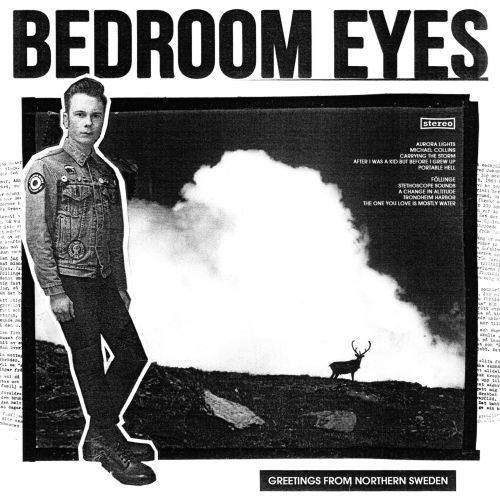 BEDROOM EYES, greetings from northern sweden cover