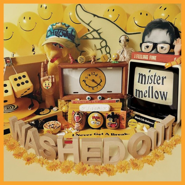 Cover WASHED OUT, mister mellow