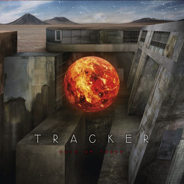 TRACKER, rule of three cover