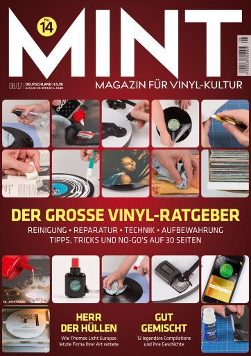 Cover MINT, # 14