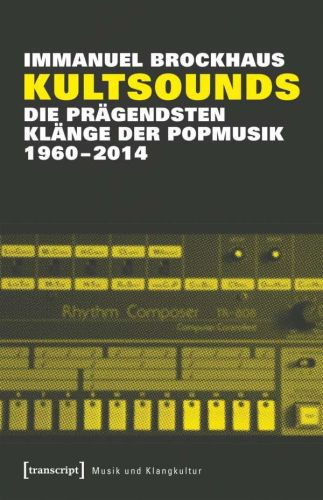 Cover IMMANUEL BROCKHAUS, kultsounds
