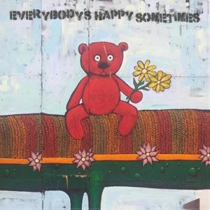 TEA, everybody´s happy sometimes cover