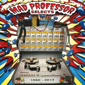 Cover MAD PROFESSOR, mad professor selects