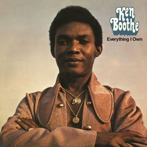 Cover KEN BOOTHE, everything i own