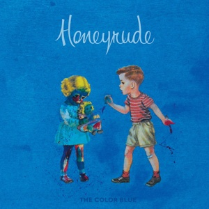 Cover HONEYRUDE, the colour blue