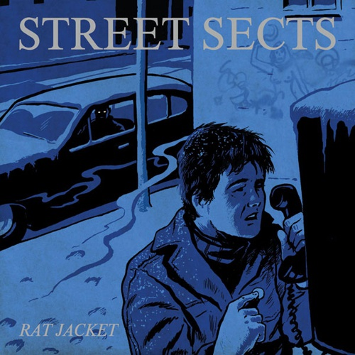 STREET SECTS, rat jacket cover