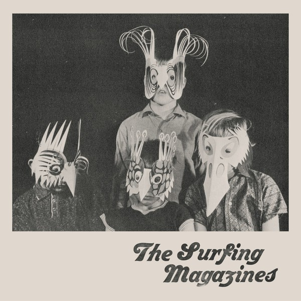 SURFING MAGAZINES, s/t cover