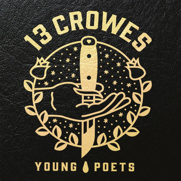 13 CROWES, young poets cover