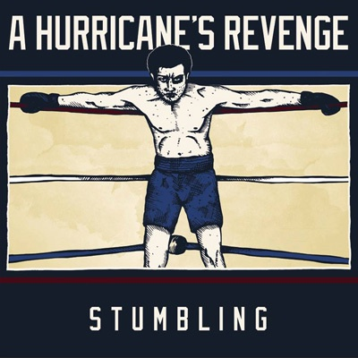Cover A HURRICANES REVENGE, stumbling