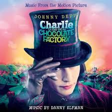 Cover O.S.T. (DANNY ELFMAN), charlie and the chocolate factory