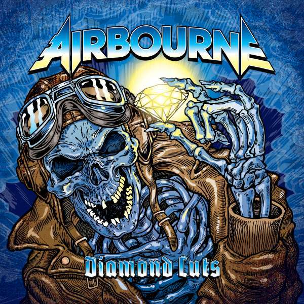Cover AIRBOURNE, diamond cuts