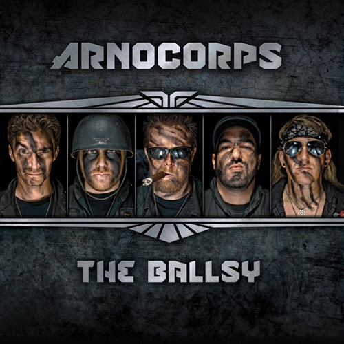 Cover ARNOCORPS, the ballsy