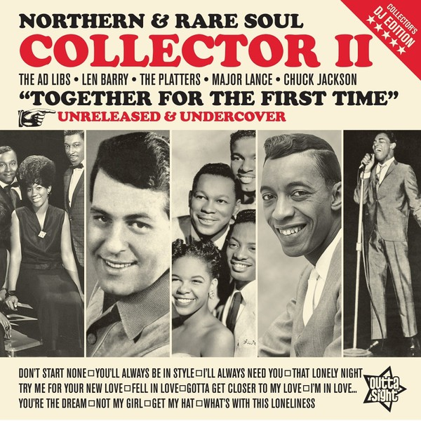 Cover V/A, northern & rare soul collector II