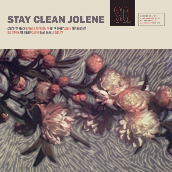 STAY CLEAN JOLENE, s/t cover