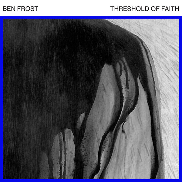 Cover BEN FROST, theshold of faith