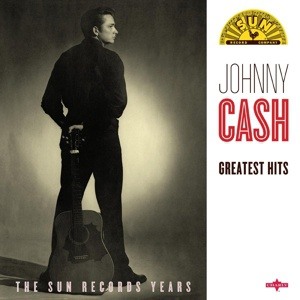 Cover JOHNNY CASH, greatest hits