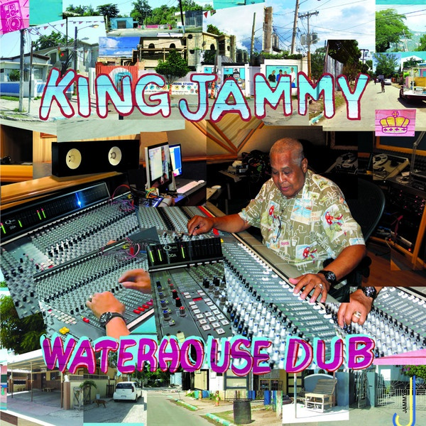 KING JAMMY, waterhouse dub cover