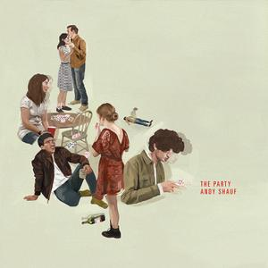 ANDY SHAUF, the party cover