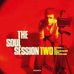 Cover SOUL SESSION, two