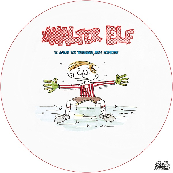 WALTER ELF, angst des tormanns cover
