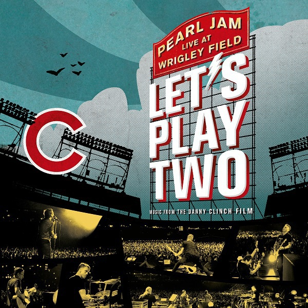 Cover PEARL JAM, let´s play two
