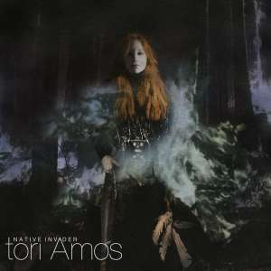 Cover TORI AMOS, native invader