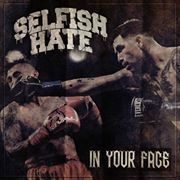 Cover SELFISH HATE/TRAILER TRASH TERROR, split