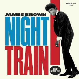 Cover JAMES BROWN, night train