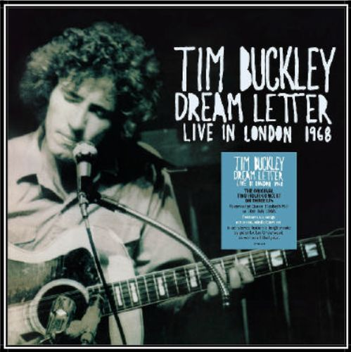 Cover TIM BUCKLEY, dream letter live 1968
