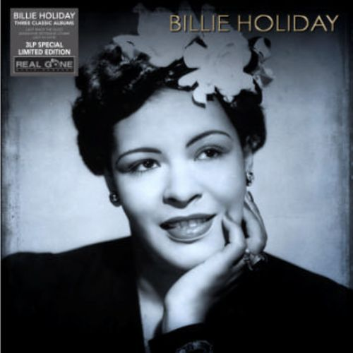 Cover BILLIE HOLIDAY, 3 classic albums