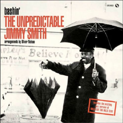 JIMMY SMITH, bashin cover
