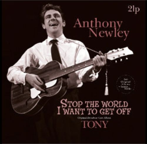 ANTHONY NEWLEY, stop the world i want to get off cover