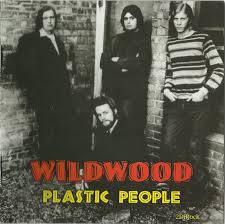 WILDWOOD, plastic people cover