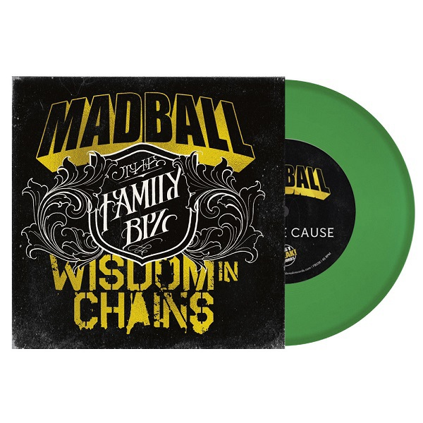 Cover MADBALL / WISDOM IN CHAINS, the family