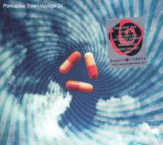 Cover PORCUPINE TREE, voyage 34
