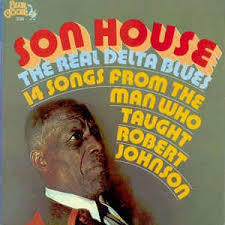SON HOUSE, real delta blues cover