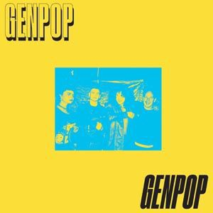 Cover GEN POP, on the screen