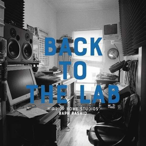 Cover RAPH RASHID, back to the lab