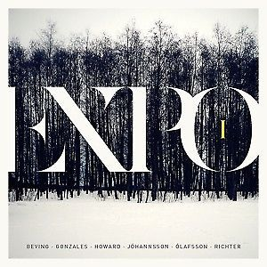 RICHTER/BEVING/GONZALES/JOHANNSSON ETC., expo 1 cover