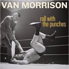 Cover VAN MORRISON, roll with the punches