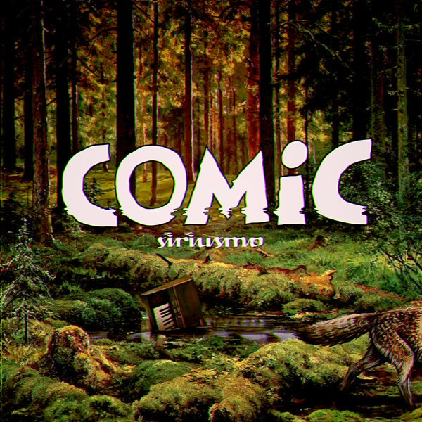 Cover SIRIUSMO, comic